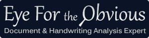 Handwriting Examination: Meeting the Challenges of Science and the Law